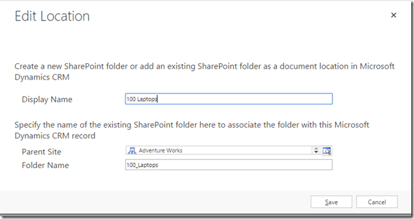 Integrating Microsoft Dynamics CRM with SharePoint